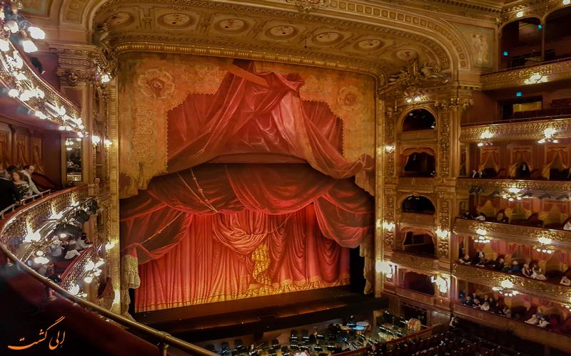 تئاتر در بوینس آیرس