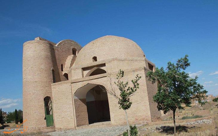 ساختمان مسجد جامع در کاشان