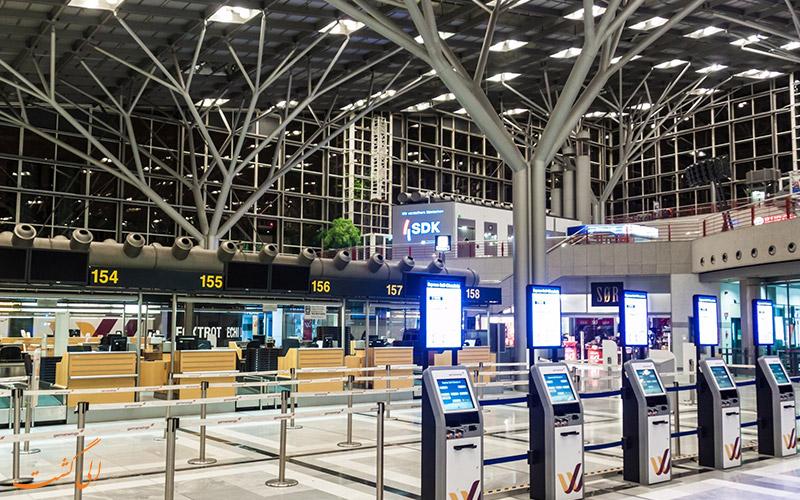امکانات فرودگاه اشتوتگارت
