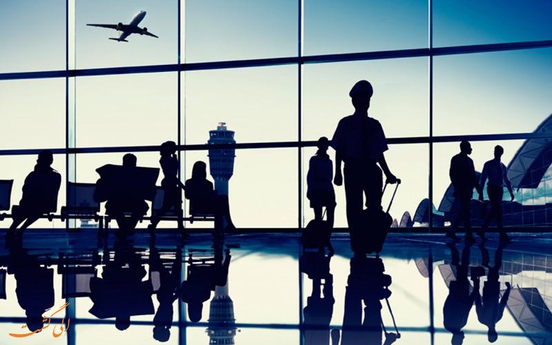 راهکارهای برای رهایی از تاخیر در پرواز