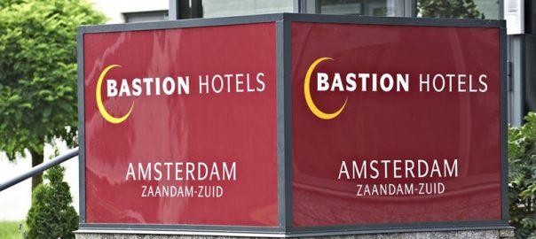 موقعیت باستیون هتل زاندام آمستردام