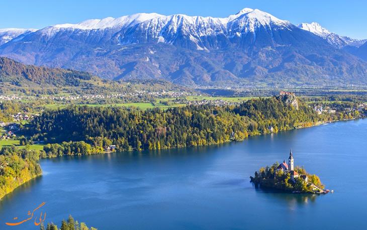 آب و هوای اسلوونی