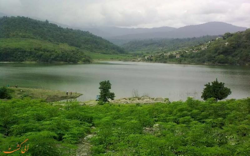 سد لفور در مازندران