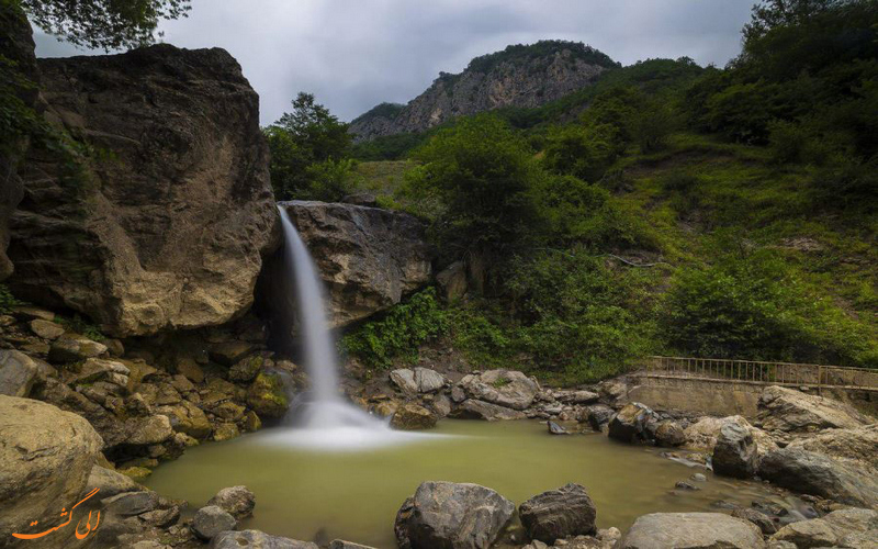 آبشار ماسوله - طبیعت روستای ماسوله