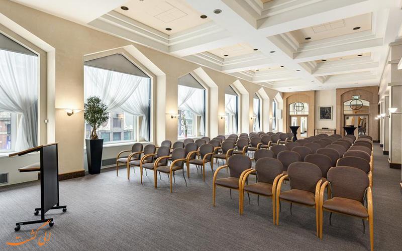 خدمات رفاهی هتل ان اچ کارلتون آمستردام