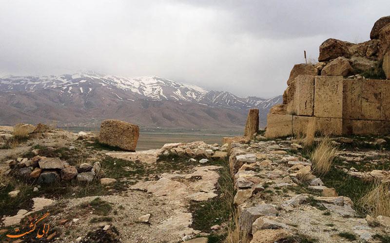 قلعه Cavustepe