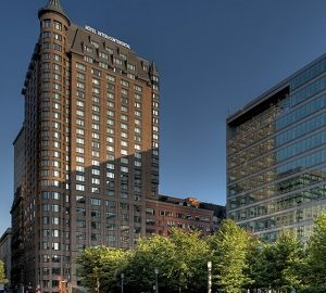 هتل اینترکانتیننتال مونترال