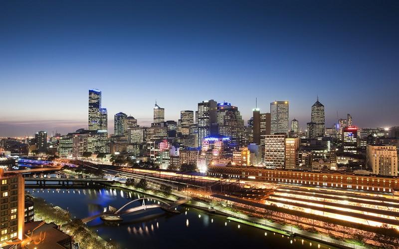 10 شهر برتر جهان برای زندگی ملبورن