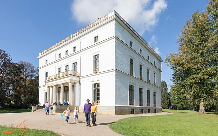 Jenisch-Haus خانه ی تاریخی