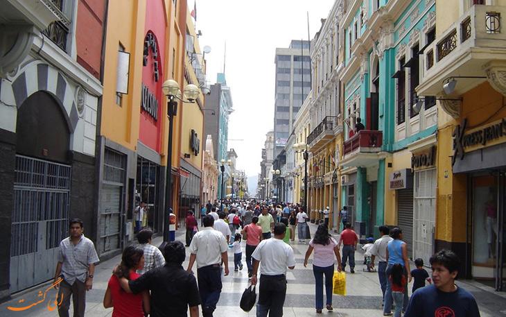خیابان جیرون