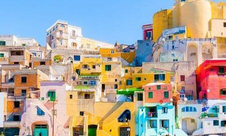 شهر ناپل ایتالیا