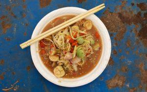 معروف ترین غذاهای لائوس