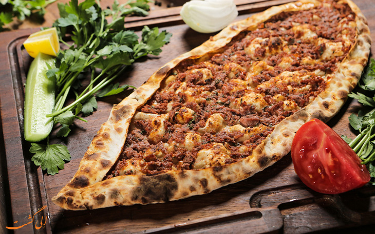 پاید پیتزای ترکی