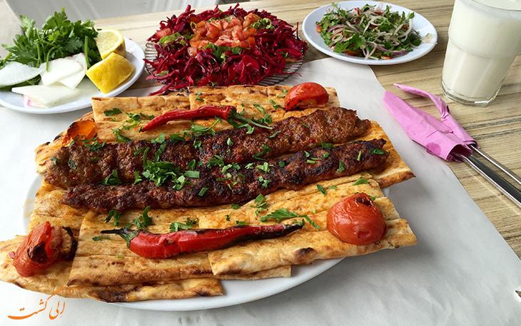 آدانا کباب