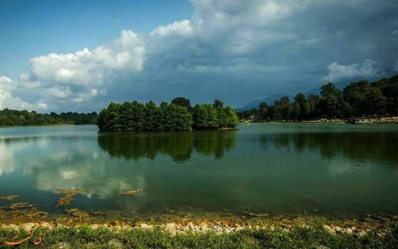 دریاچه آویدر، رویایی از جنس طبیعت