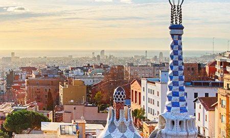 شهر بارسلون اسپانیا