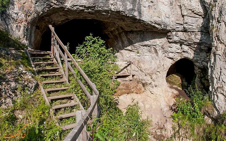 غار دنیسووال در سیبری