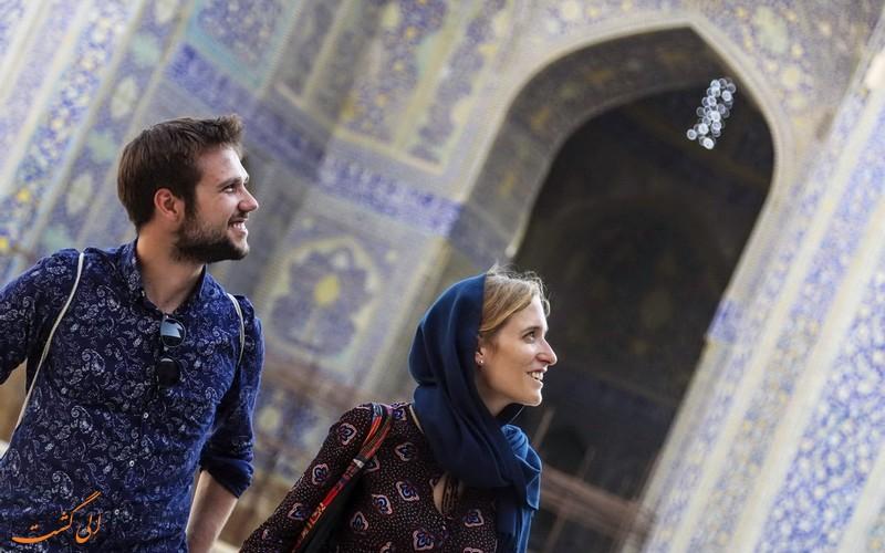 آمار گردشگران ورودی به ایران