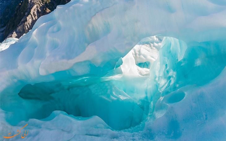 یخچال طبیعی نیوزلند