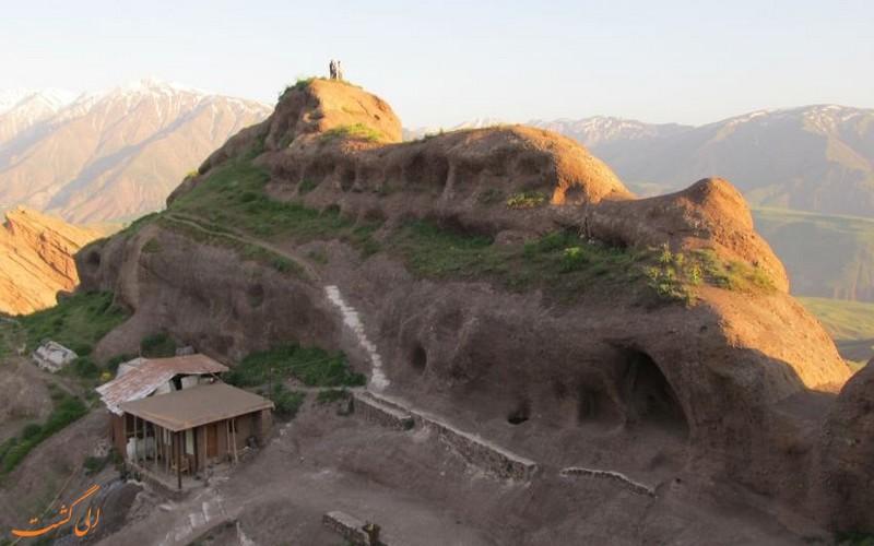 دژ الموت قزوین