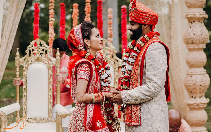 ازدواج سنتی در هند