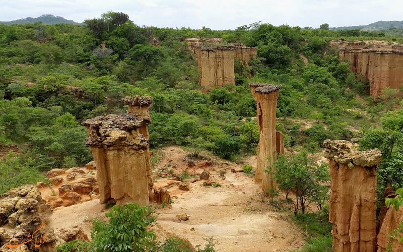 محوطه باستانی ایسیمیلا