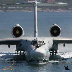 فرود روی آب هواپیما