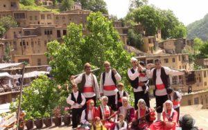 عکس روستای ماسوله