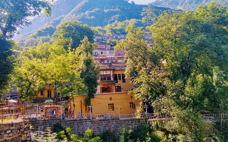 روستای ماسوله در تابستان