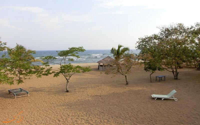 ساحل ماتما در تانزانیا