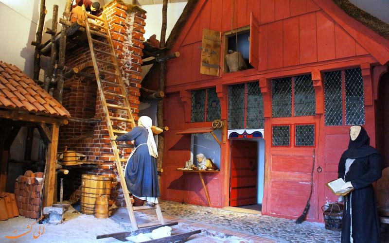 موزه وایکینگ های شهر ریبه