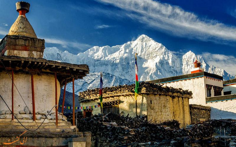 موکتیناس - جاذبه های گردشگری نپال