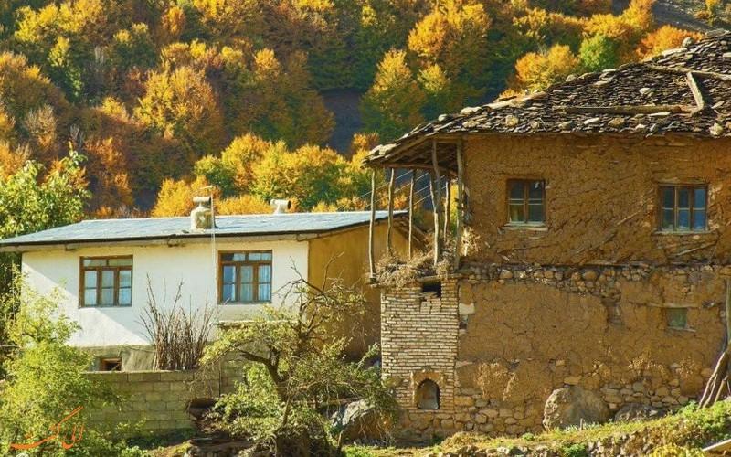 ییلاق ناتر در مازندران