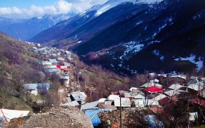 روستای ناتر در مازندران