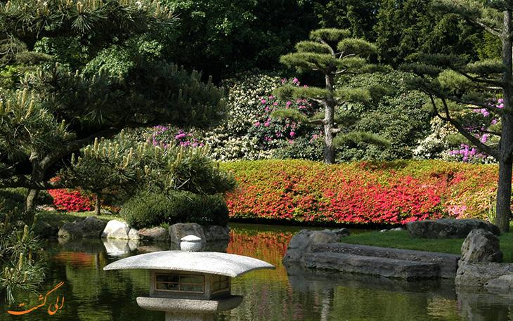 باغ ژاپنی نُردپارک