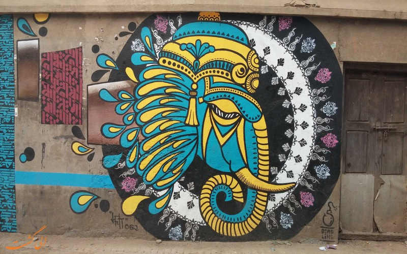 هنر خیابانی کوپوندوله