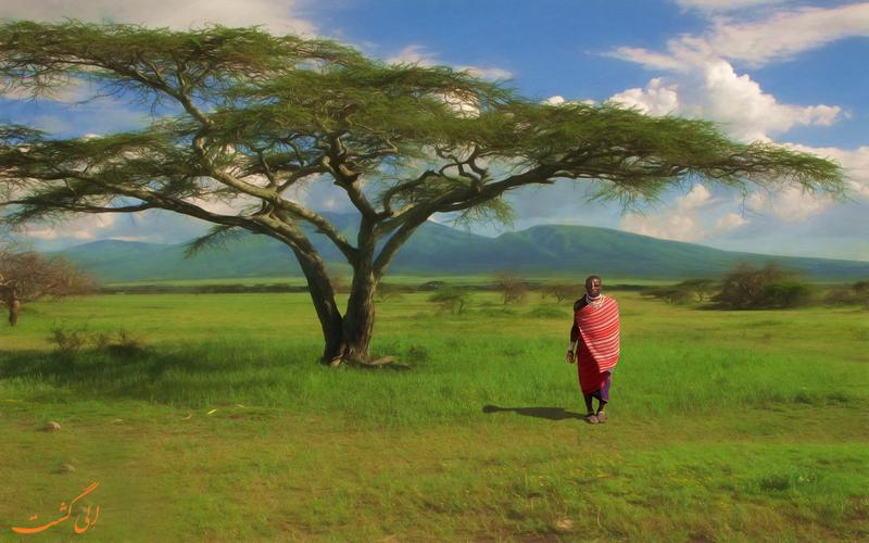 جاذبه های گردشگری تانزانیا