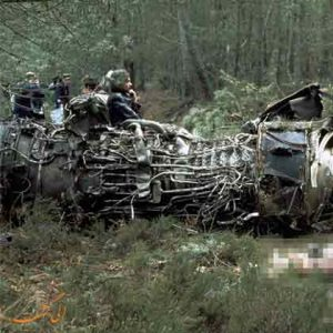 بدترین سقوط های هواپیما در دنیا