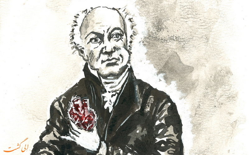 تصویری از ویلیام باکلند