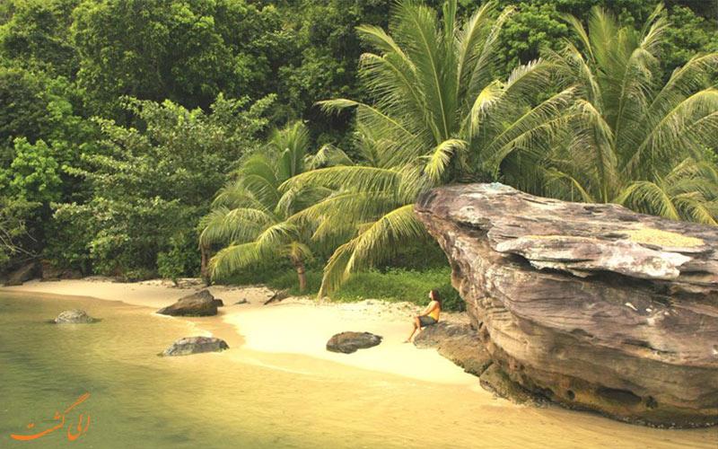 بهترین سواحل صدفی دنیا-کلمبیا