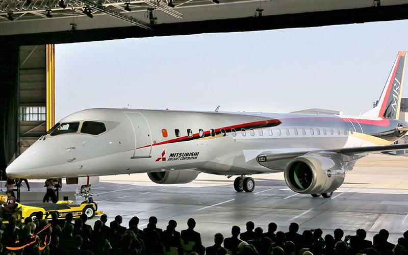 جدیدترین هواپیماها در ژاپن