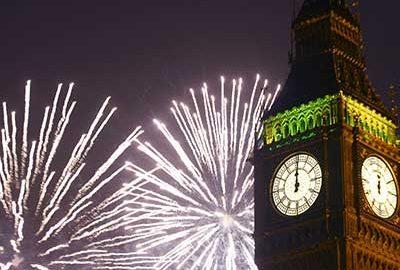 جشن شب گای فاکس لندن-الی گشت