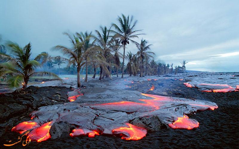 خطرناک ترین سواحل دنیا- سواحل هاوایی