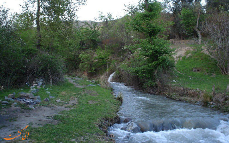 رودخانه قزل اوزن