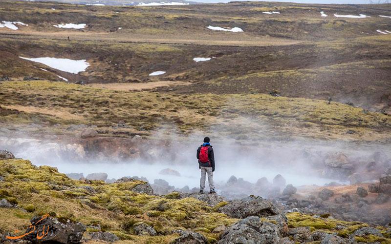 سفر به سردترین نقاط زمین با آندره روزو
