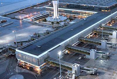 فرودگاه مالاگا اسپانیا-الی گشت