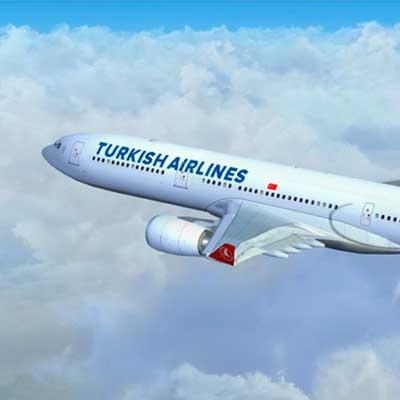 پروازهای ایران به ترکیه