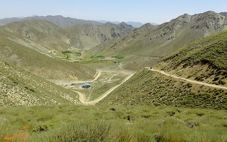 هنزا در کرمان