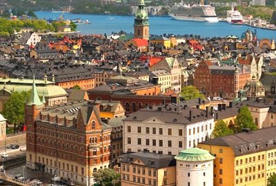 جاذبه های رایگان در استکهلم
