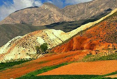 روستای شاهکوه در گرگان
